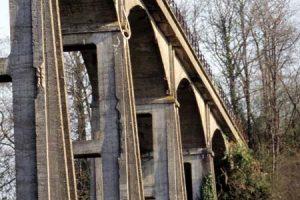 Saut à l'élastique en France: Saint Georges Le Gaultier