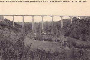 pont saint georges le gaultier - le mans